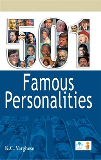 501 Famous Personalities
