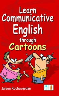 Learn Communicative English Through Cartoons