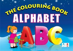 The Colouring Book Alphabet