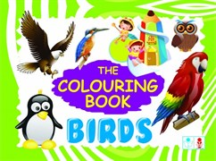 The Colouring Book - Birds