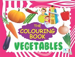The Colouring Book - Vegetables