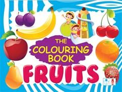 The Colouring Book - Fruits