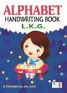 Alphabet handwritting book (L.K.G)