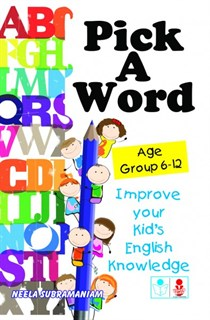 Pick A Word  - Age Group 6 -12