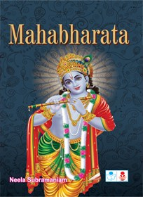 Mahabharata Story Book in English