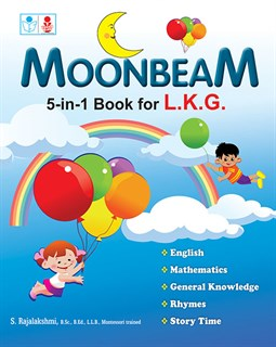 Moonbeam 5-in-1 Book for L.K.G