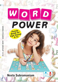 Word Power - Puzzle Book for Age Group 6-12