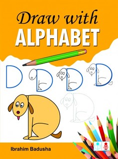 Draw With Alphabet Book