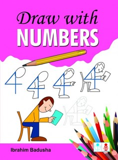 Draw With Numbers Book
